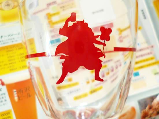 地ビールフェスト甲府 テイスティング・グラス